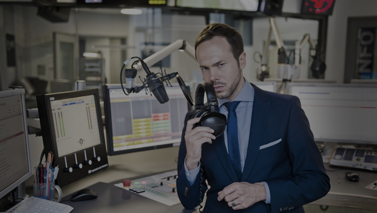 radiomoderator job berlin