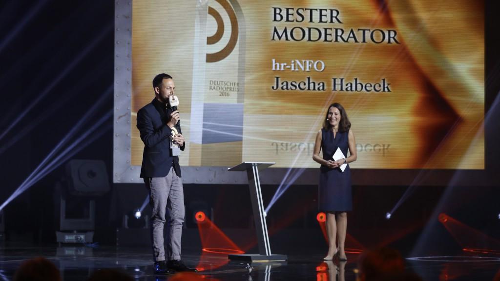 Jascha Habeck, Bester Moderator, Anne Will